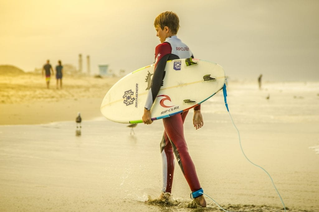 Top Destinations To Surf In USA