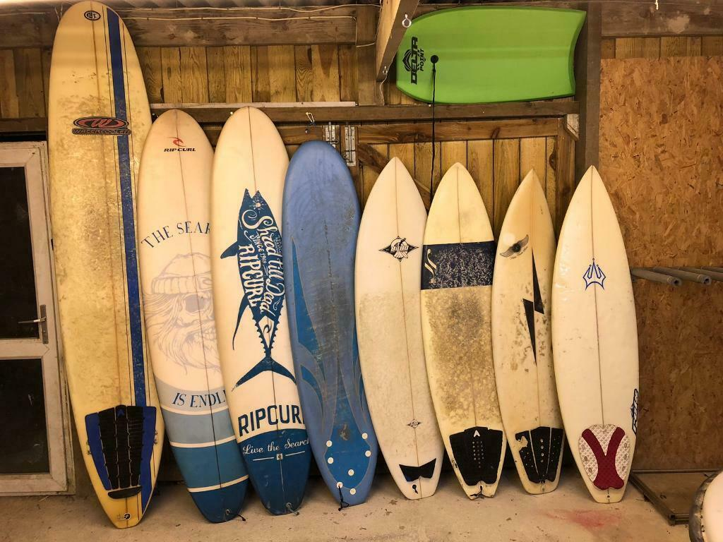 Important Accessories Needed For Surfing