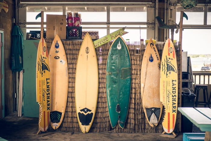 Surfboards -  Types Of Surfboards You Should Know
